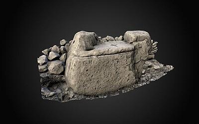 Hag's Chair, Loughcrew, C...